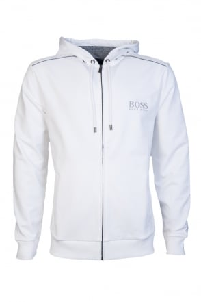 Hugo Boss:sweatshirt JACKET HOODED 50370451