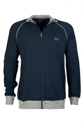 HUGO BOSS Sweatshirt JACKET ZIP 50310440