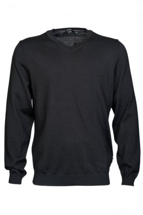 HUGO BOSS V Neck Knitwear BATISSE-E 50298509
