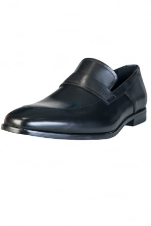 HUGO Loafer Shoes SQUARE LOAF ITLS 50321532
