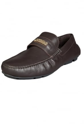 Moschino Leather Shoes 2009566 9102