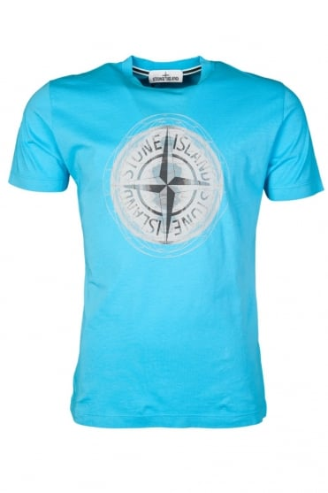 Stone Island Casual Designer T-shirt in Red, Orange and range of colours 621520083