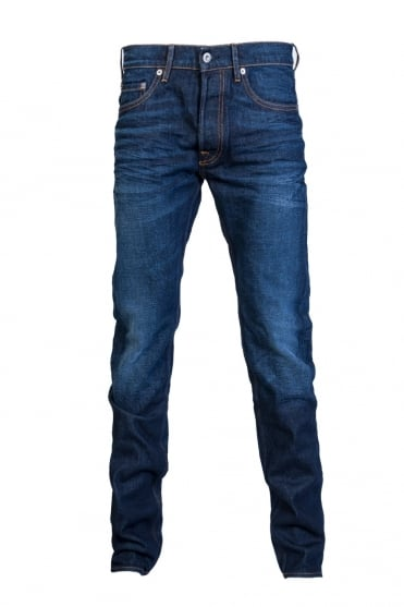 Stone Island Denim Jeans Slim Fit 6615J1BI2