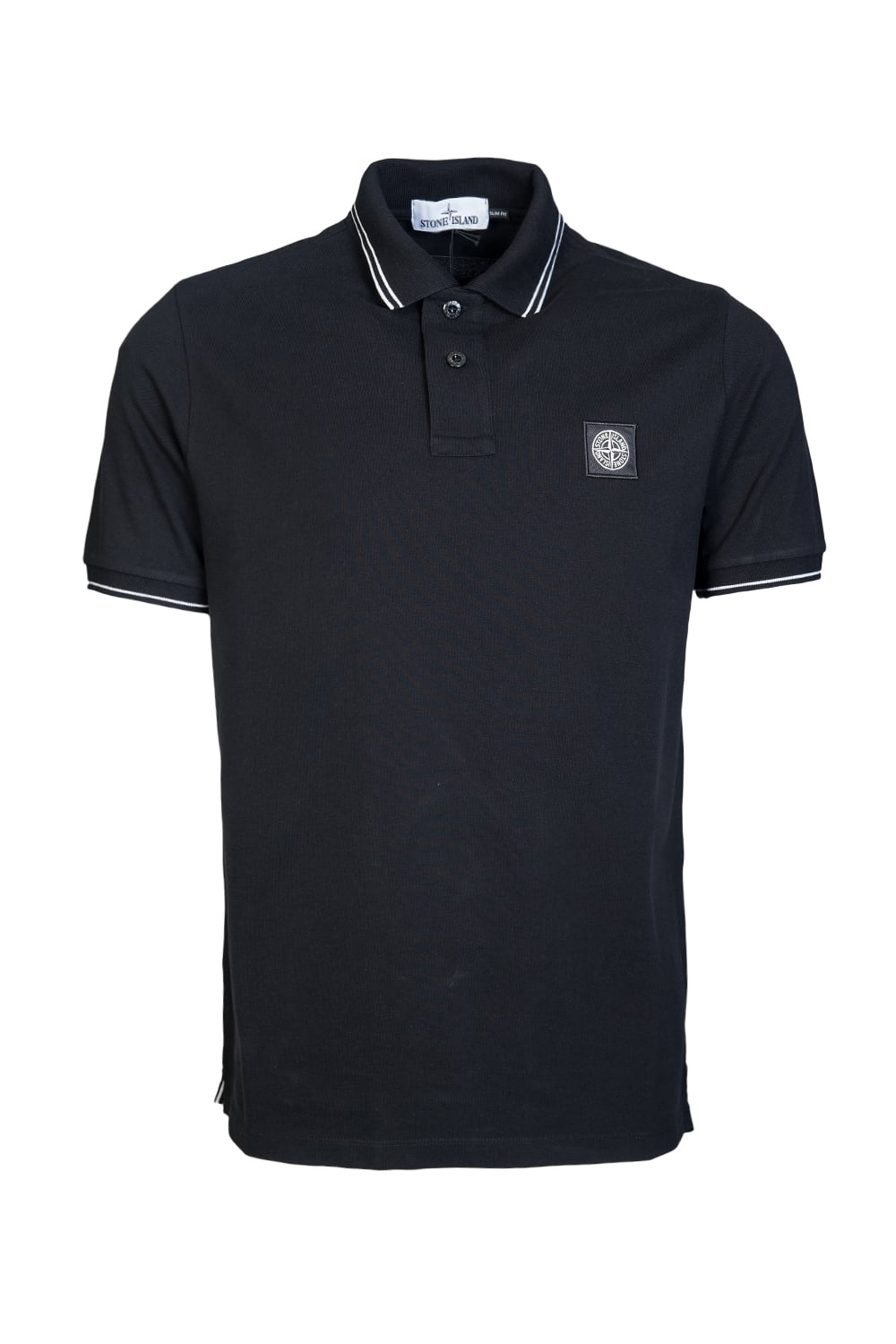 stone island polo shirts 671522s18 clothing from sage clothing uk. Black Bedroom Furniture Sets. Home Design Ideas