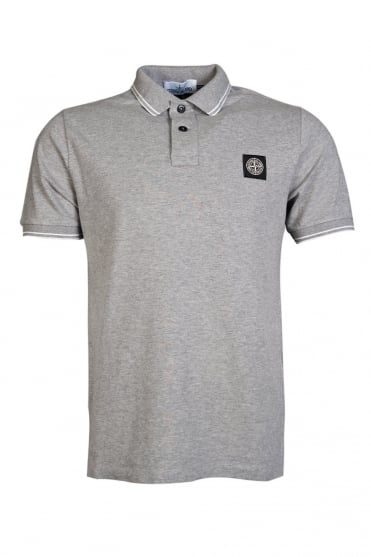 Stone Island Short Sleeve Polo Shirt in Blue, Grey and Range of Colours 101522S18
