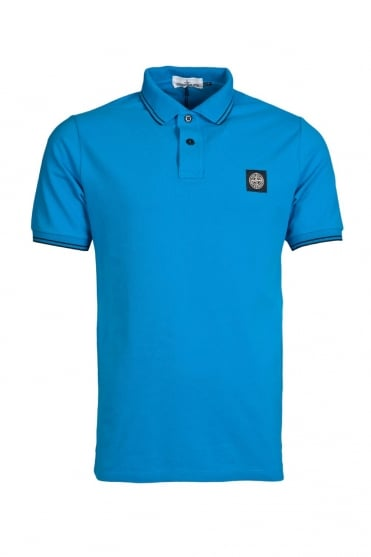 Stone Island Slim Fit Polo Shirt 631522S18