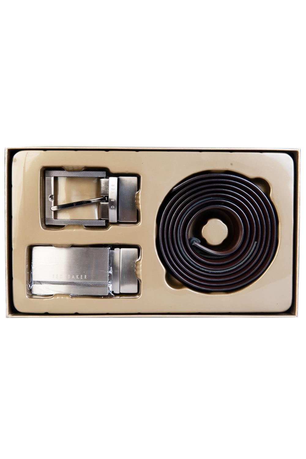 86fb674809e3 Ted Baker Belt Gift Set MXG-BURRGS-DC8M - Accessories from Sage ...