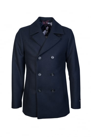 Ted Baker Jacket Peacoat TA7M GJ61 ZACHARY