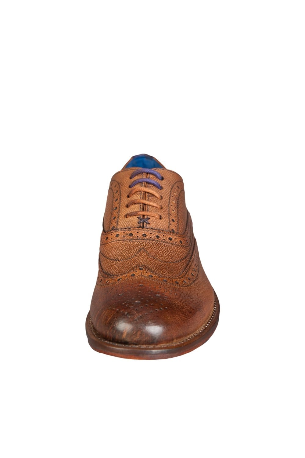 Ted Baker Brown Shoe Laces