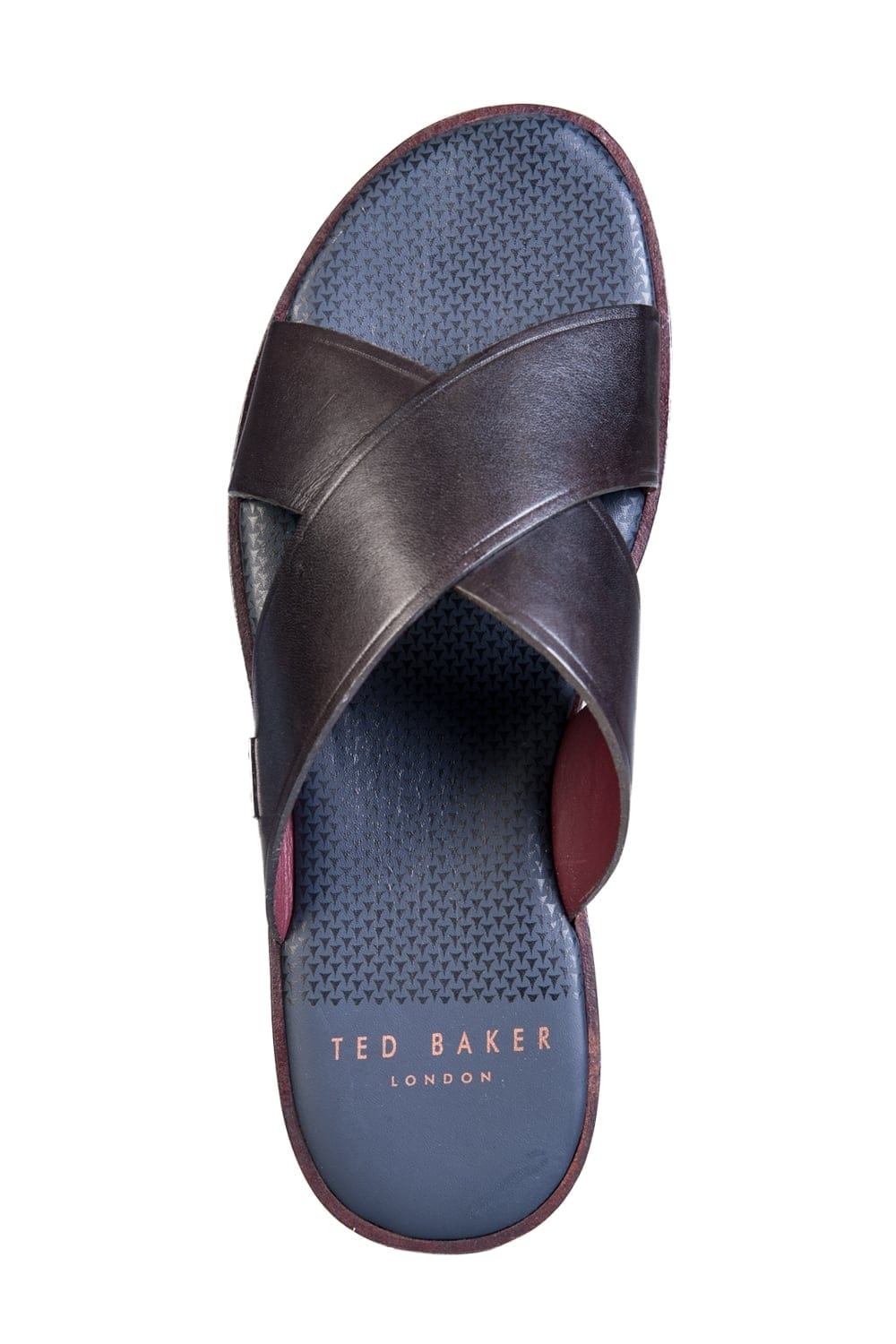 9f360f221 Ted Baker Leather Slip On Flip Flops PUNXEL 16001 - Footwear from ...