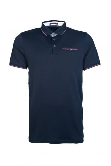 Ted Baker Polo Shirt TA6M/GB18/KIWI 10
