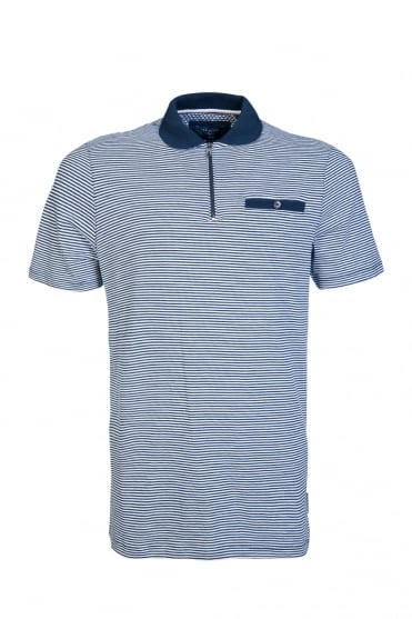 Ted Baker Polo Shirt TH8M/GB78/WHIPPET