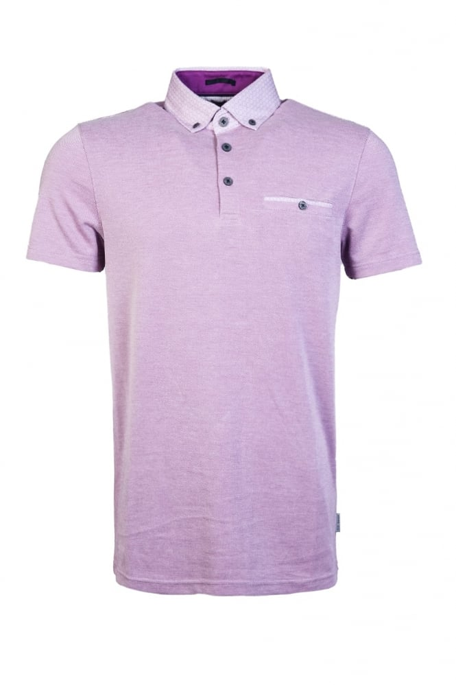 Ted Baker Polo Shirt TS7M/GB35/SUPER 65
