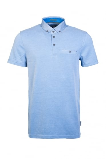 Ted Baker Polo Shirt TS7M/GB35/SUPPER 14