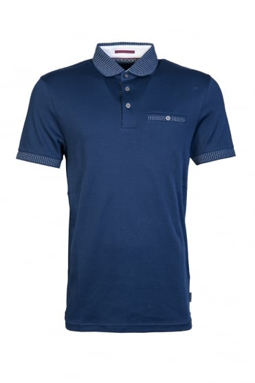 Ted Baker Polo Shirts TA7M GB02 RICKEE