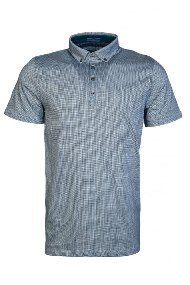 Ted Baker Polo T-Shirt TA6M/GB24/ANGELO 10