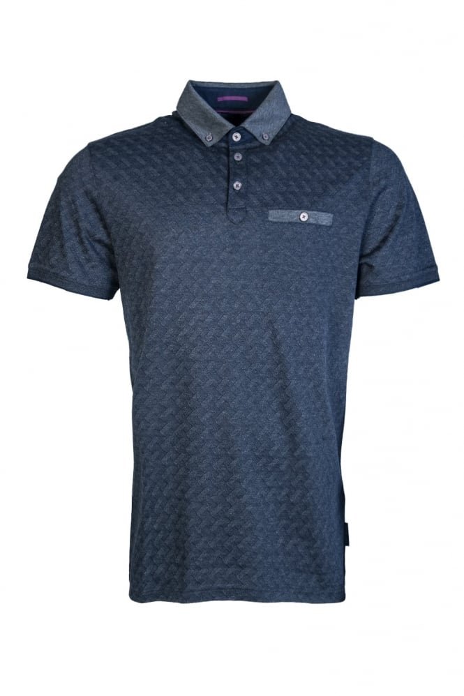 Ted Baker Polo T-Shirt TA6M/GB51/SERGE 03
