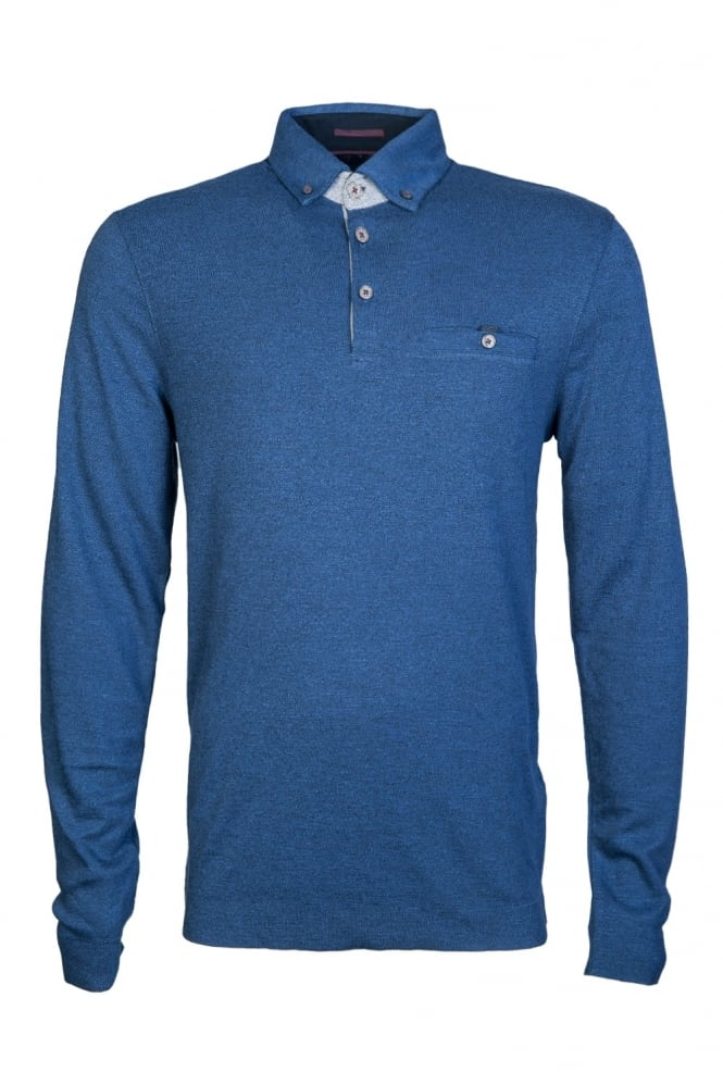 Ted Baker Polo Top TA6M/GBE9/SALVI 15