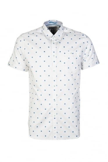 Ted Baker Shirt Print Design TS6M/GA35/ MYDANCE 99