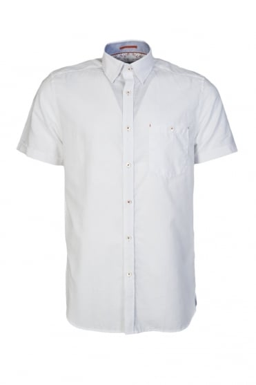 Ted Baker Shirt Short Sleeve TS6M/GA31/ LIMIMG 99