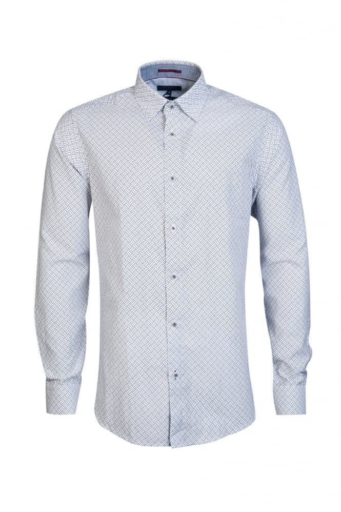 77db511b65730 Ted Baker Shirts TA7M GA43 LAROSH - Clothing from Sage Clothing UK