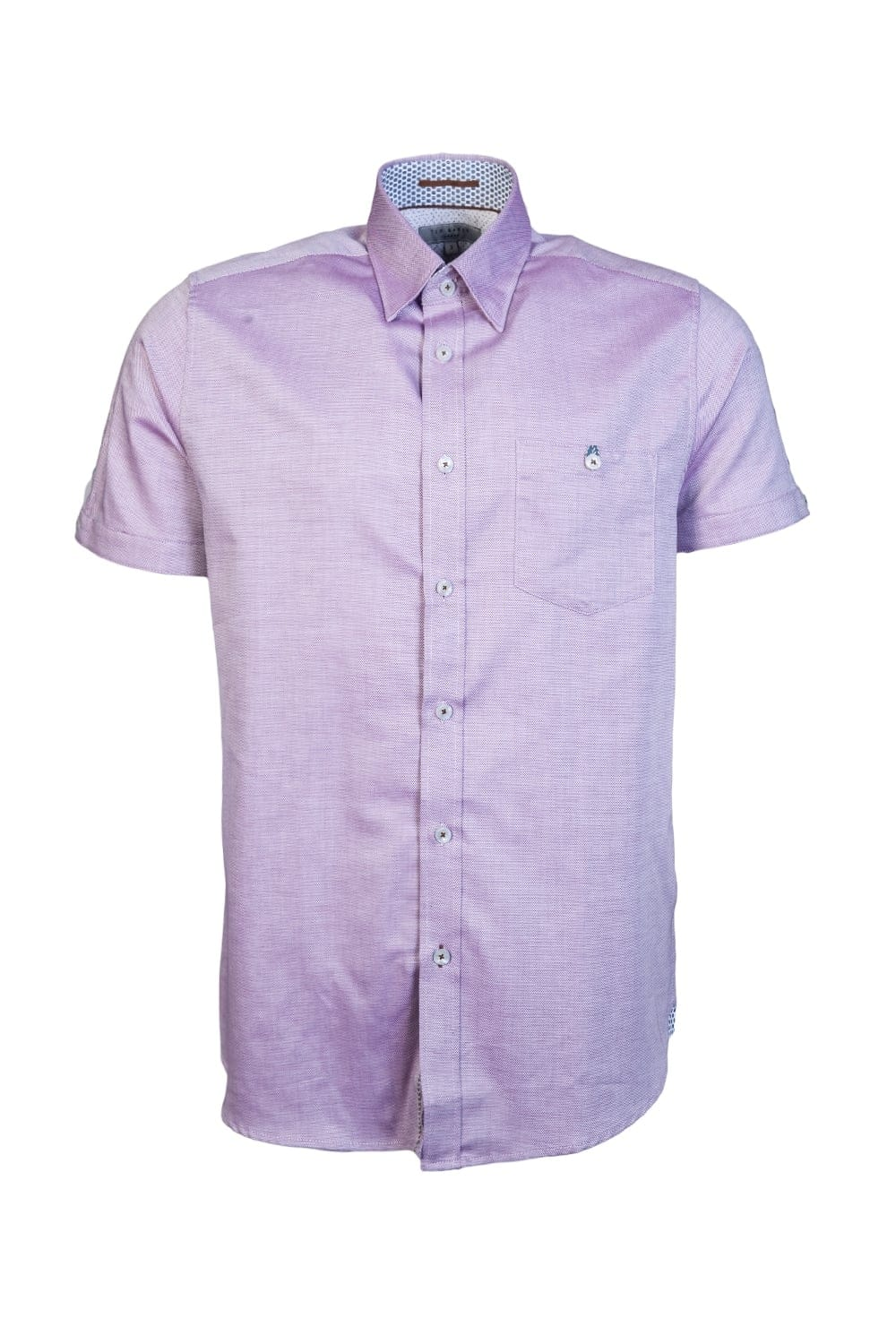 1e7c357269f0d Ted Baker Short Sleeve Shirt TS7M GA19 WOOEY-65 - Clothing from Sage ...