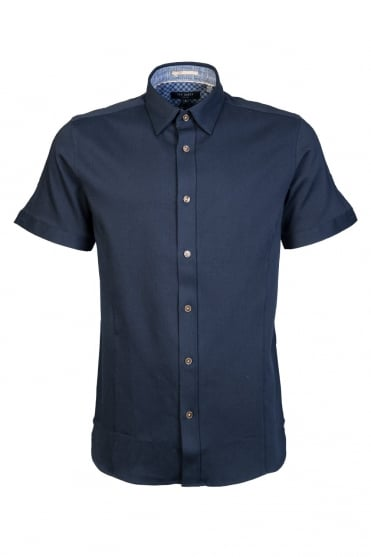 Ted Baker Short Sleeve Shirt TS7M/GA59/ITAL 10