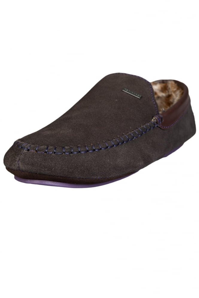Ted Baker Suede Slippers MADDOXX-9-14658