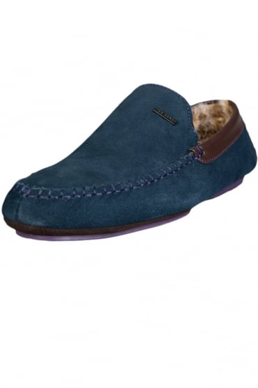 Ted Baker Suede Slippers MADDOXX-9-14660