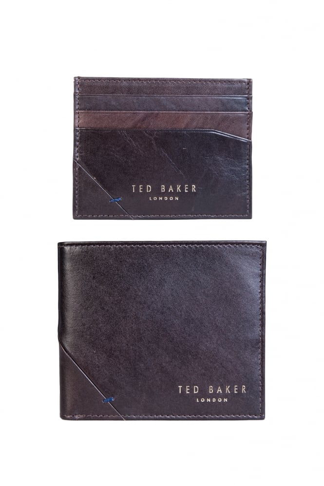 Wallet and Card Holder Gift Set DA7M GG61 HOFSET