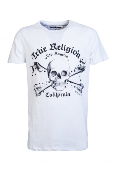 True Religion T-Shirt M17ST43F1G