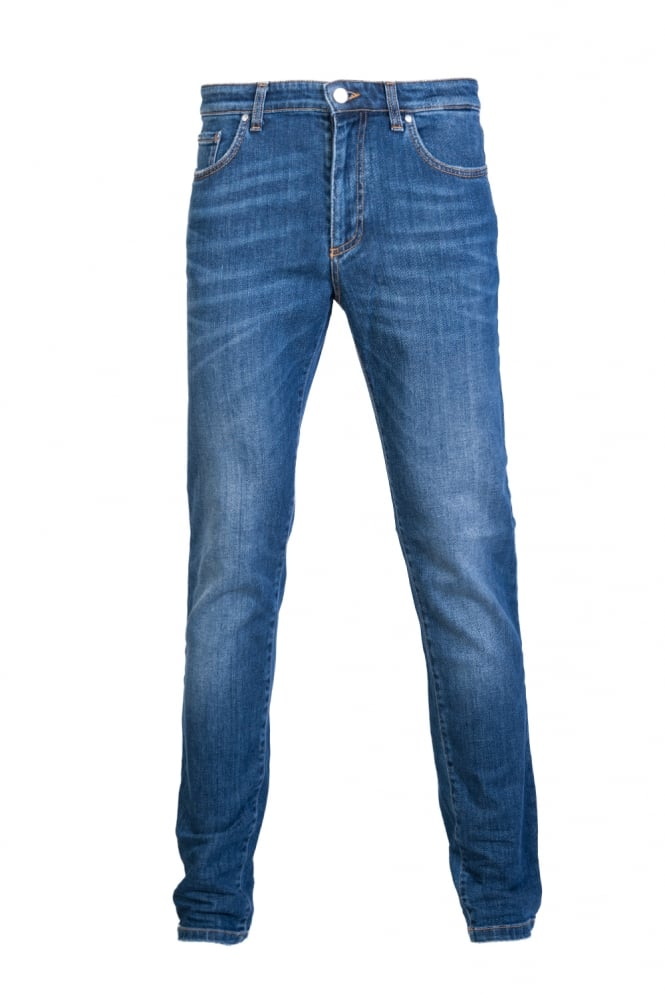 Jeans Slim Fit V600280A VT01394