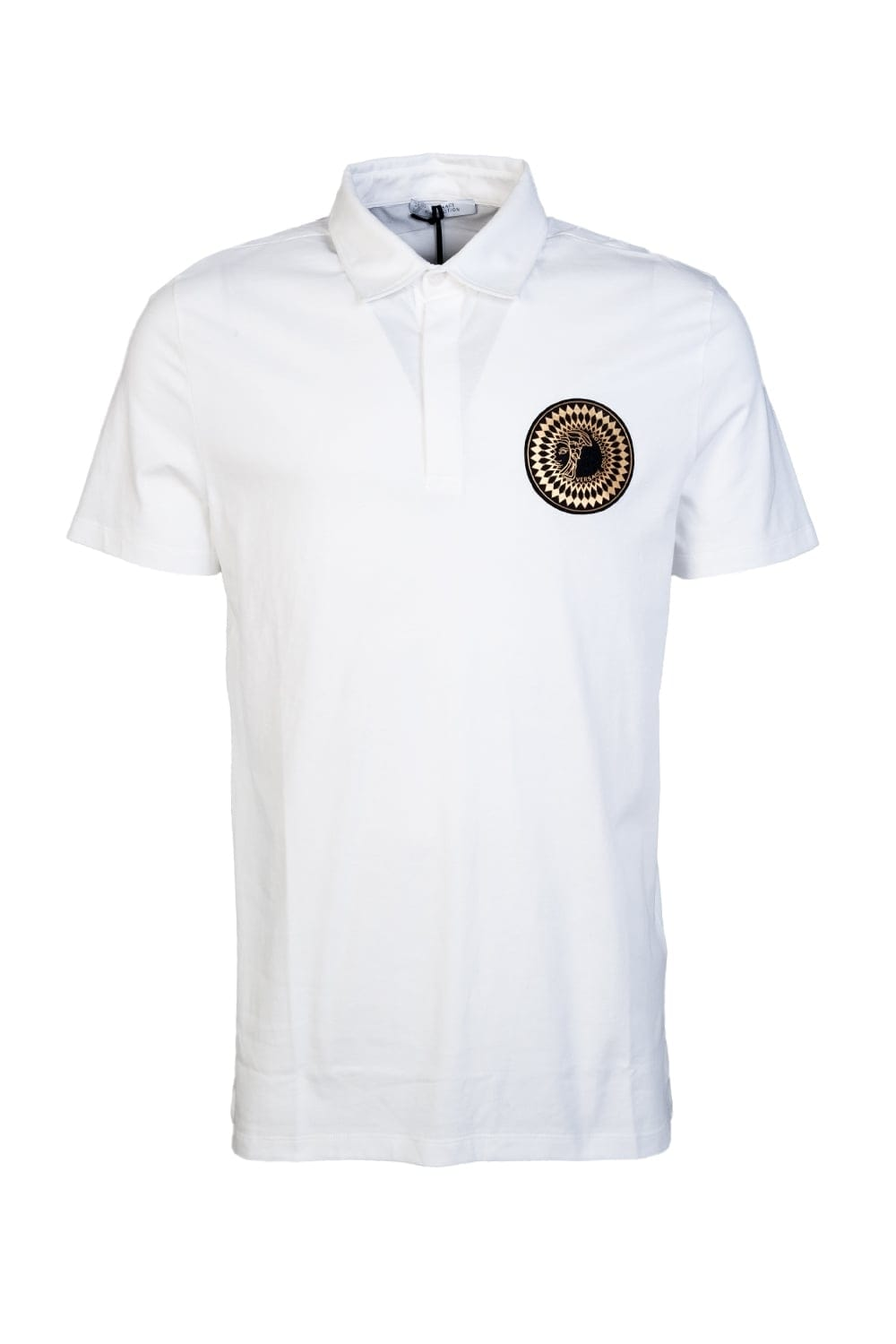 versace polo top