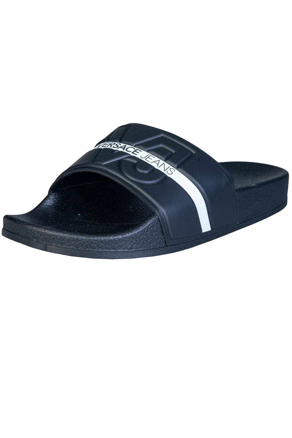 f906019e077c Versace Sliders E0YSBSL1 70824 - Footwear from Sage Clothing UK