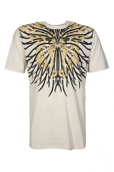 Versace T-Shirt Slim Fit V800683VJ00260 V7057