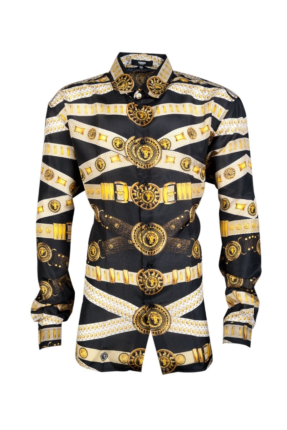 buy versace silk shirts