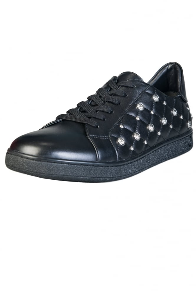 Versus Versace Quilted Trainers FSX000CFVLN F46ON