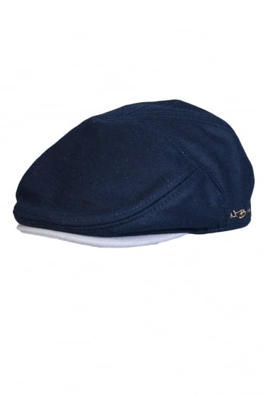 WB Threads Flat Cap Tonal