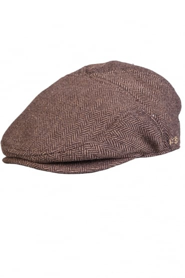 WD Threads Flat Cap HERRING/B